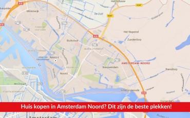 Huis kopen Amsterdam Noord