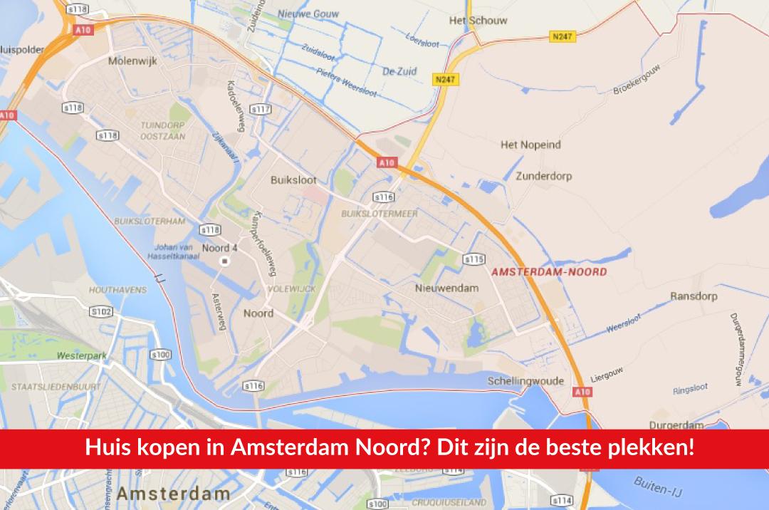 Huis kopen amsterdam noord koop woningen amsterdam noord for Te koop amsterdam noord