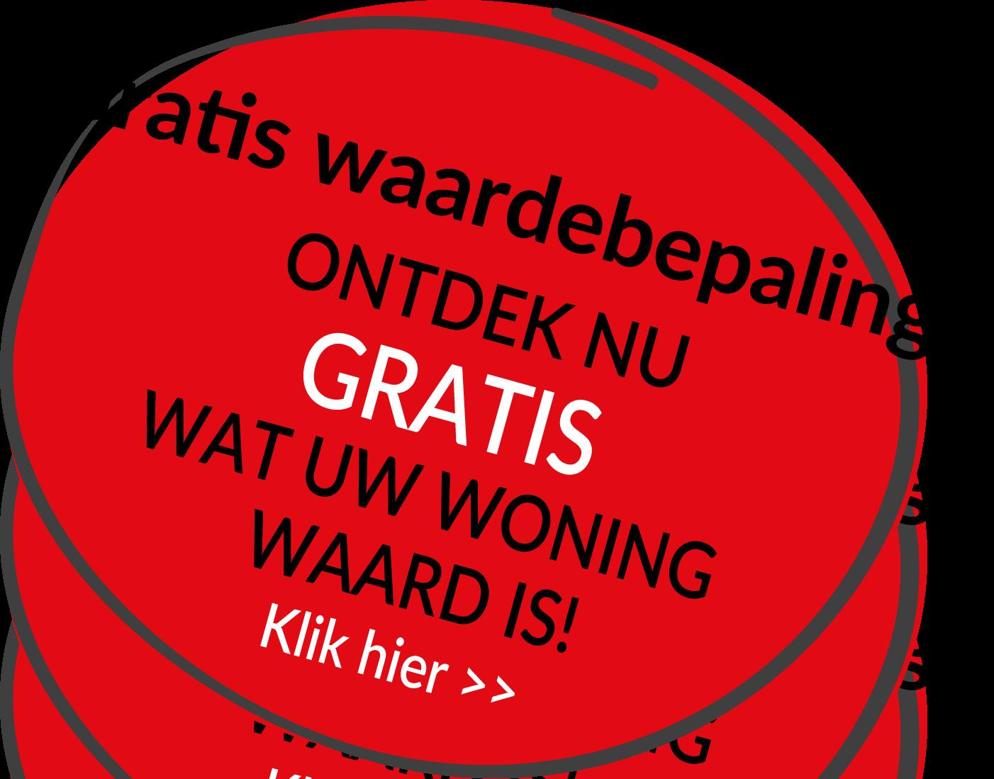 Gratis waardebepaling Amsterdam